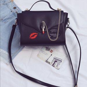 Handbags - Women Fashion Black Bag New!